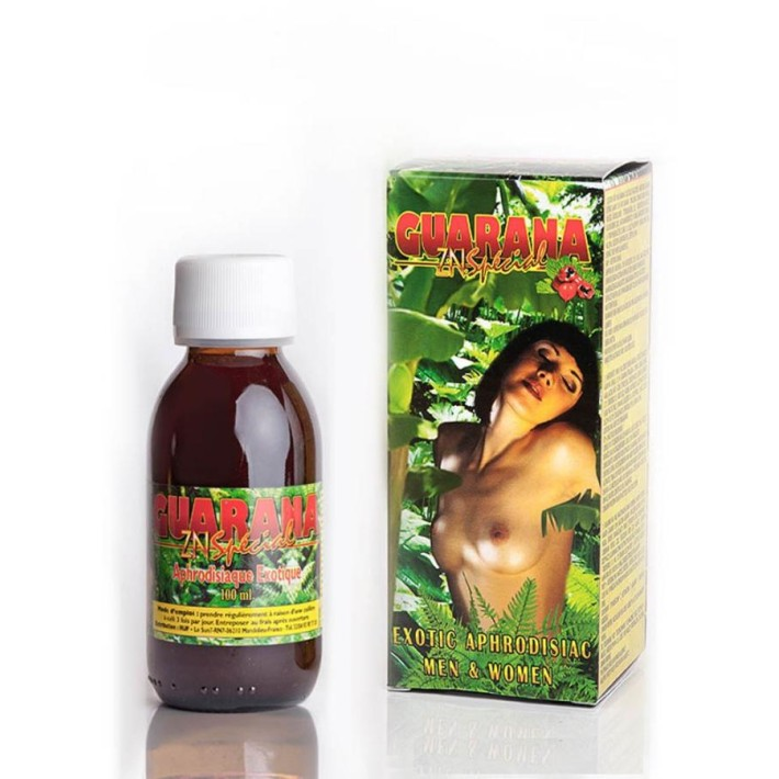 Afrodisiac Exotic Guarana Zn Special, 100 Ml