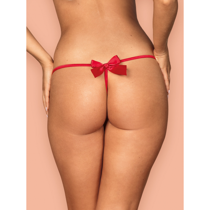 Chilot Sexy Giftella - Rosu L/xl, S-m