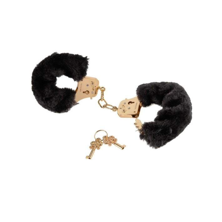 Catuse Cu Blanita Deluxe Furry Cuffs