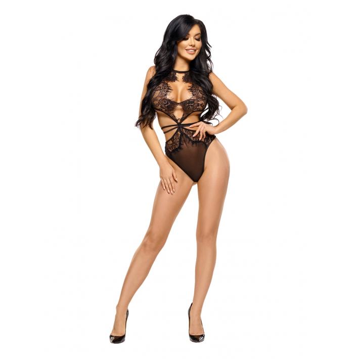 Body Aliyah Teddy - Negru L/xl, S-m