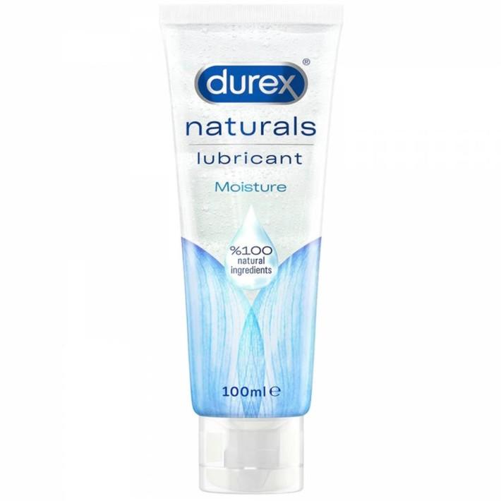 Lubrifiant Durex Naturals Moisture, 100 Ml