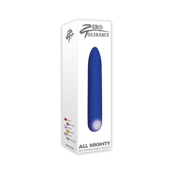 Glont Vibrator All Mighty, 9 Cm