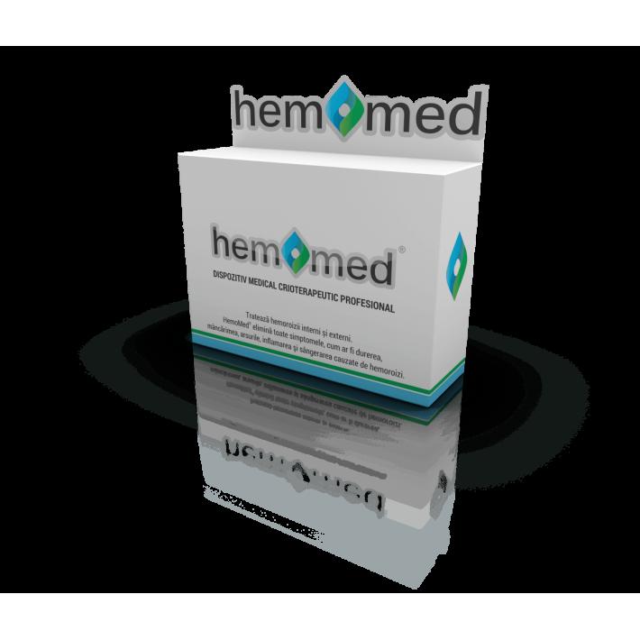 Hemomed (1 Bucată) - Dispozitiv Medical Pentru Tratarea Hemoroizilor