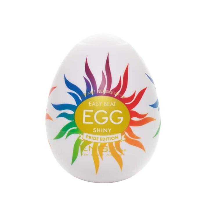 Mini Masturbator Tenga Egg Shiny Pride Edition