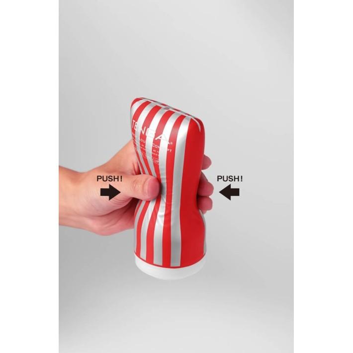 Masturbator Squeeze Tube Cup
