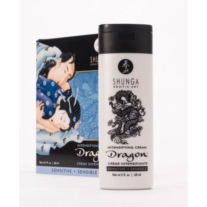 Crema Stimulanta Pentru Virilitate Dragon Sensitive, 60 Ml