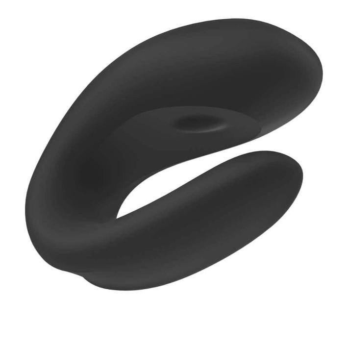 Stimulator Dublu Double Joy (negru)