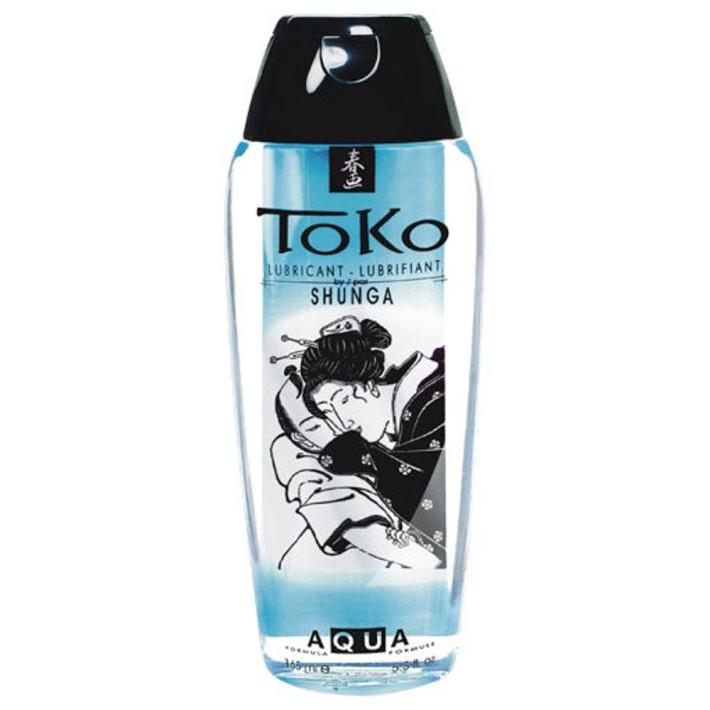 Lubrifiant Pe Baza De Apa Toko Aqua, 165 Ml