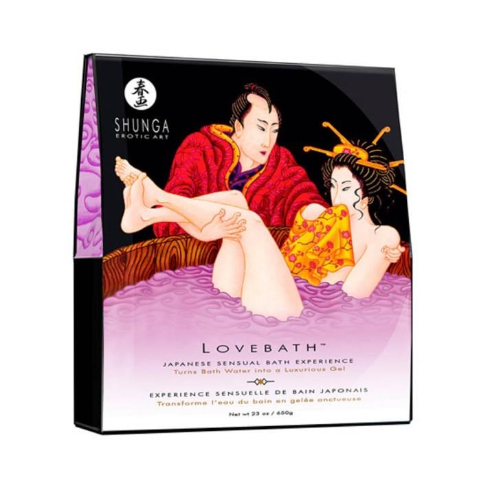 Gel De Baie Love Bath Lotus, 650 G