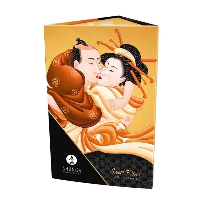 Set Cadou Stimulente Erotice Sweet Kisses