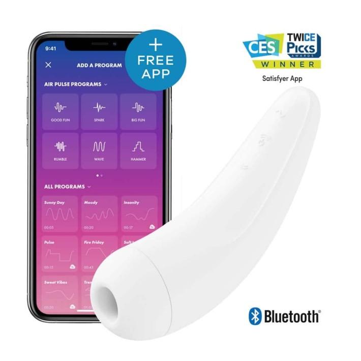 Vibrator Special Curvy 2+ (white)