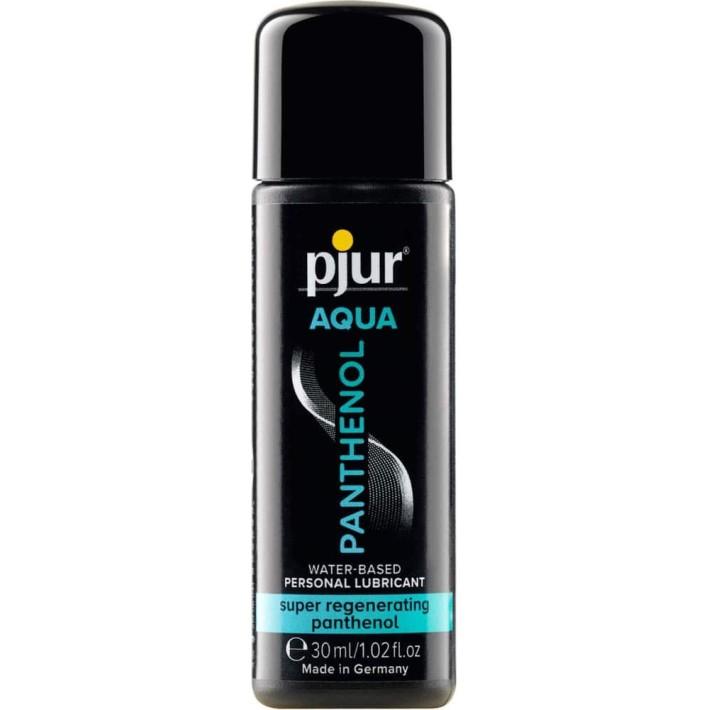 Lubrifiant Super Regenerant Pe Baza De Apa Aqua Panthenol, 30 Ml
