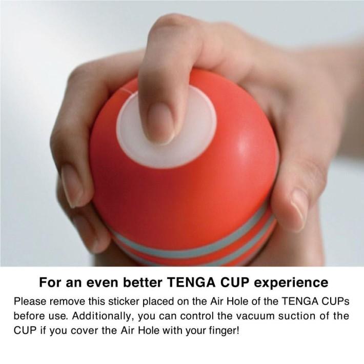Masturbator Soft Tube Cup Cool Edition