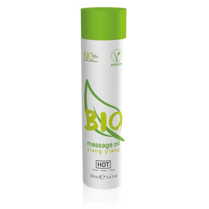 Ulei Pentru Masaj Bio Cu Ylang Ylang, 100 Ml