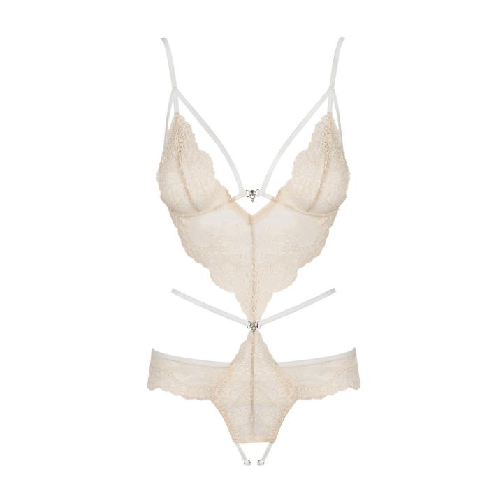 Body Bisquitta - Bej L/xl, S-m