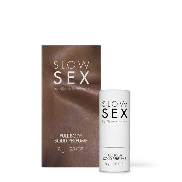 Afrodiziac Full Body Solid Perfume, 8 G