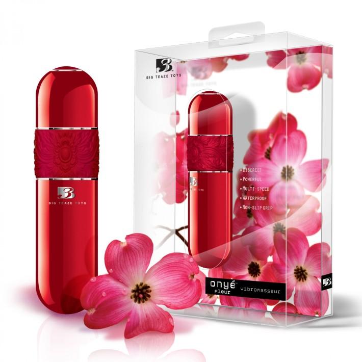 Glont B3 Onye Fleur Rosu