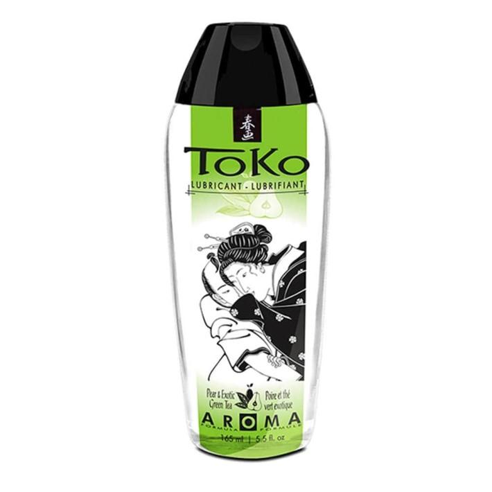 Lubrifiant Toko Aroma (pear&exotic Green Tea), 165 Ml