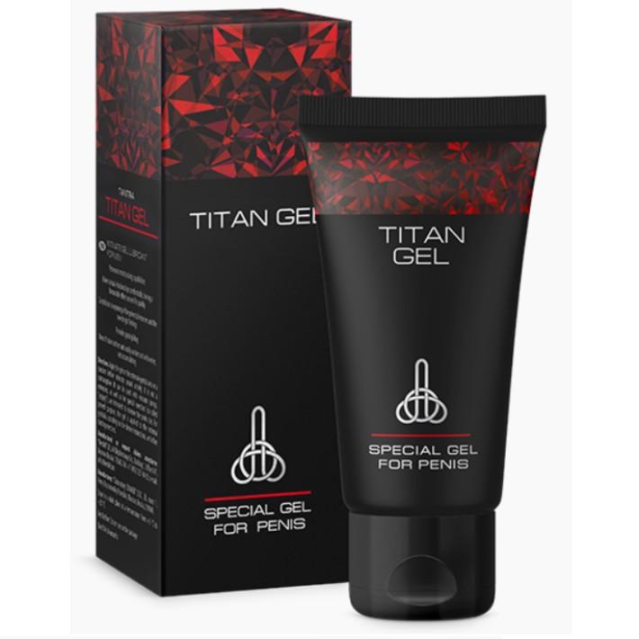 Titan Gel Original 50ml