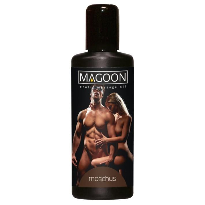 Ulei Pentru Masaj Erotic Mosk, 100 Ml
