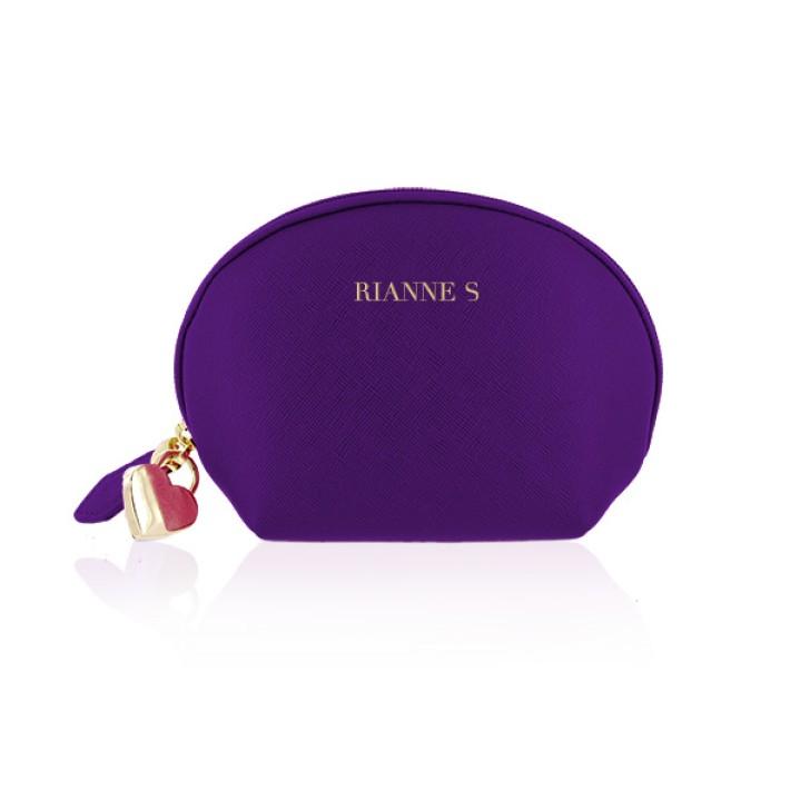 Ou Vibrator Pulsy Playball Purple