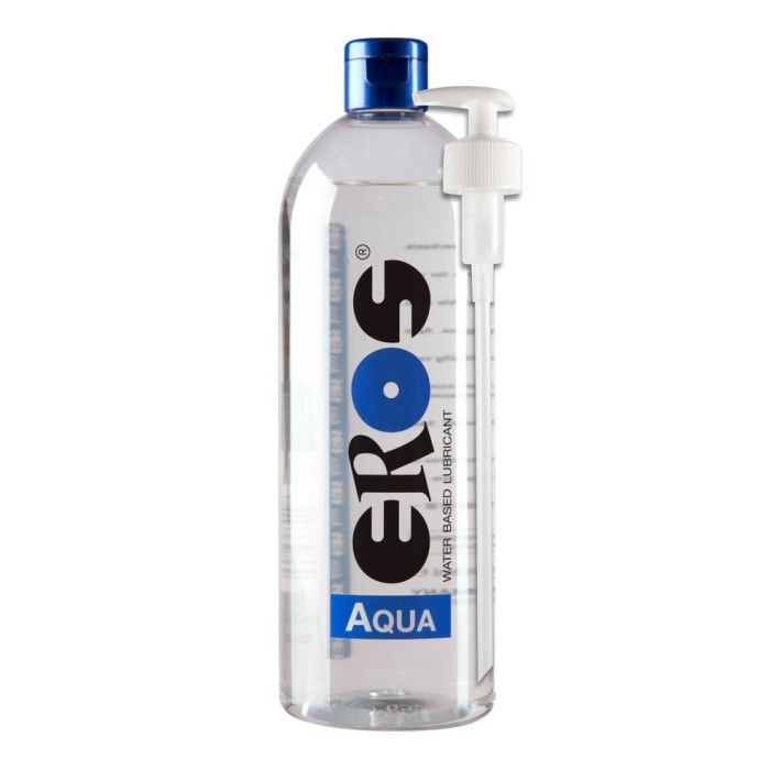 Lubrifiant Pe Baza De Apa Aqua, 1000 Ml