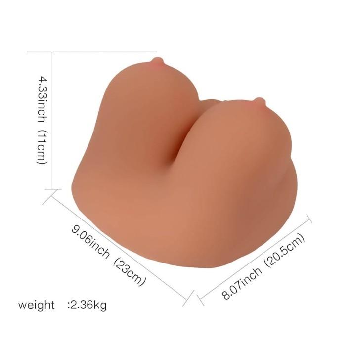 Masturbator Vagin + Sani Ali Sexy Breast
