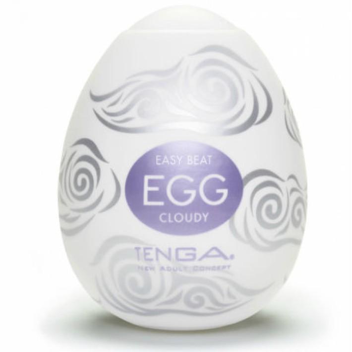 Mini Masturbator Tenga Egg Cloudy