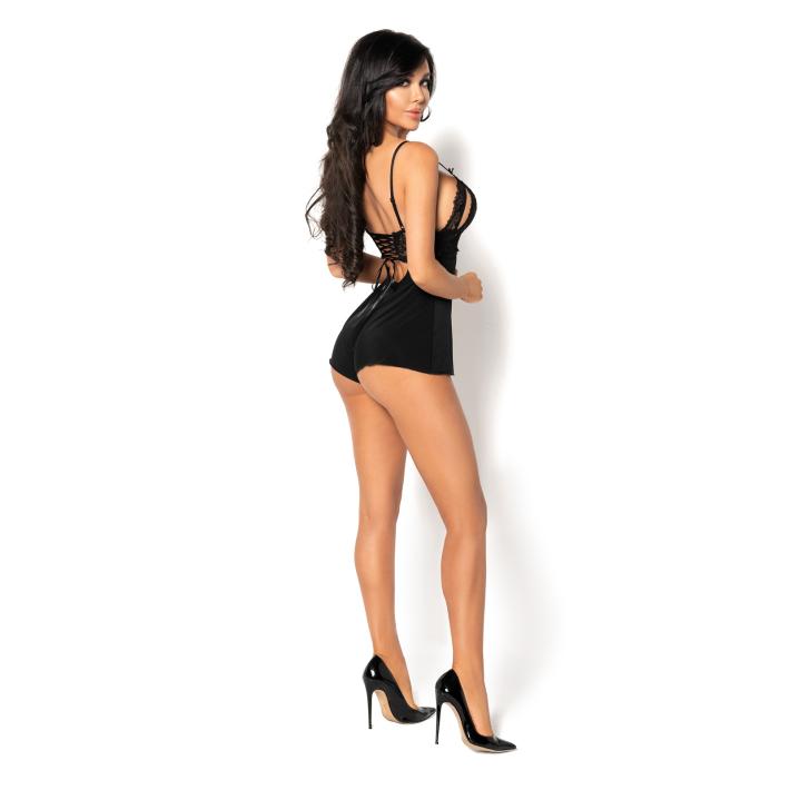 Body Sarina - Negru L/xl, S-m