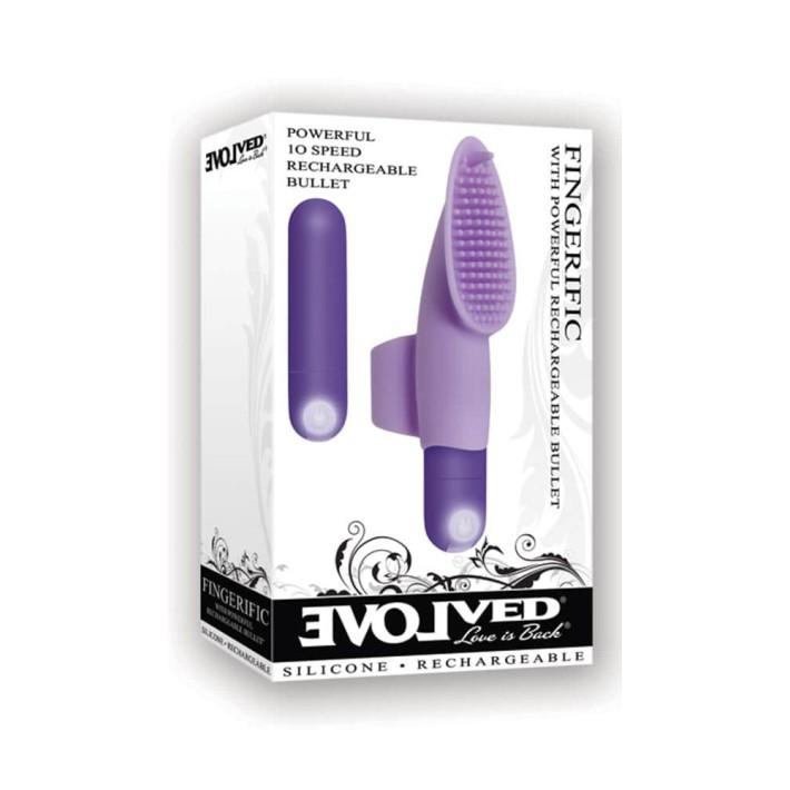 Degetar Fingerific, Lavender