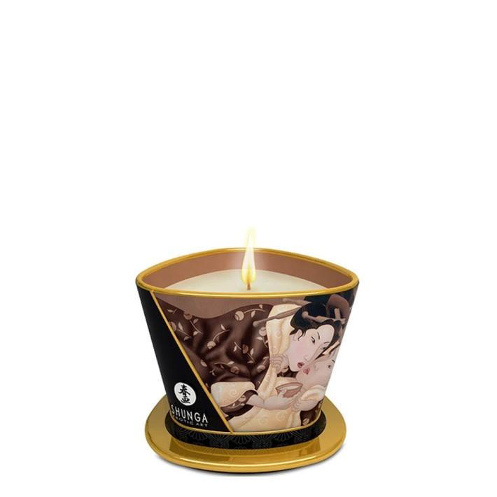 Lumanare De Masaj  Cu Aroma De Ciocolata, 170 Ml