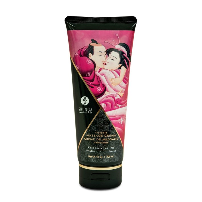 Crema De Masaj Raspberry Feeling, 200 Ml