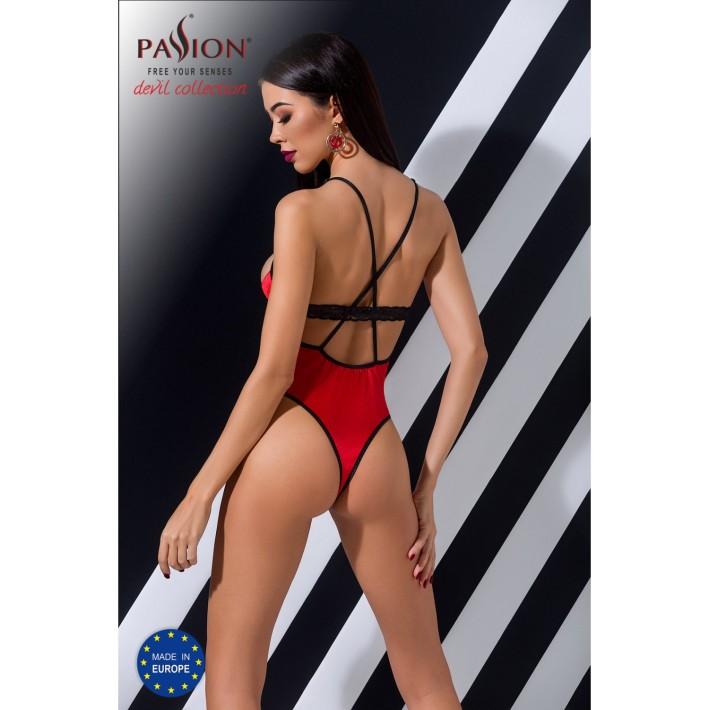 Body Femmina Rosu
