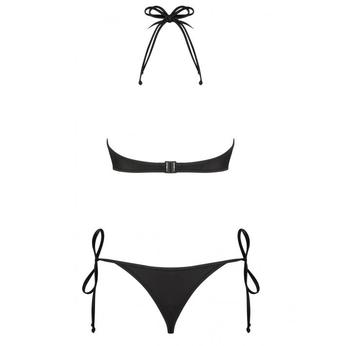 Costum De Baie Costarica - Negru L, M, S, Xl
