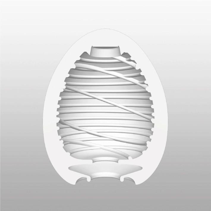 Mini Masturbator Tenga Egg Silky