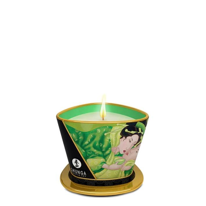 Lumanare De Masaj  Cu Aroma De  Ceai Verde,  170 Ml