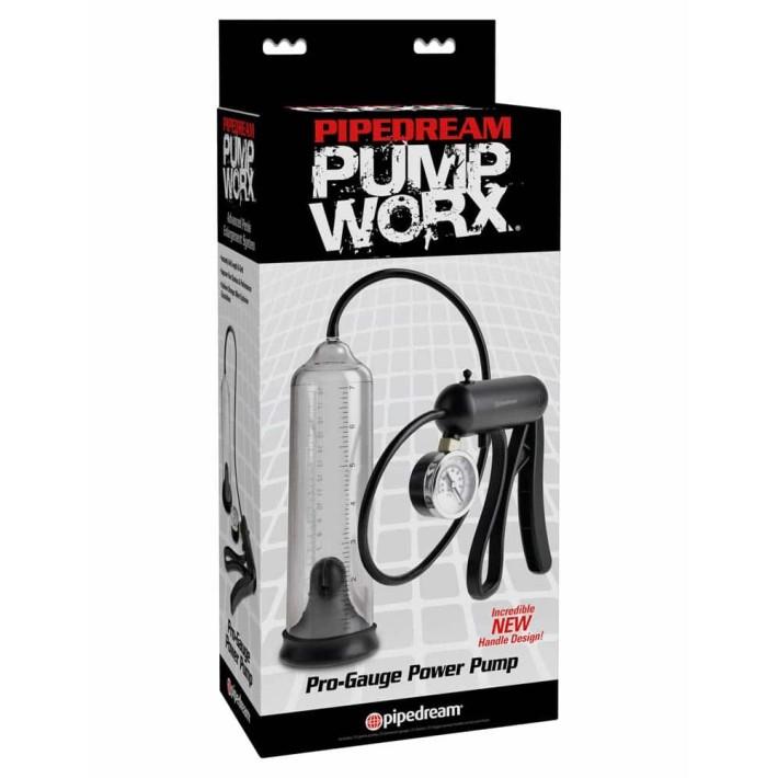 Pompa Penis Pro-gauge Power Pump