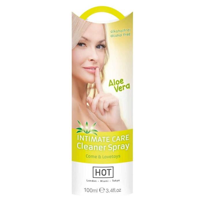 Spray Curatare Intima & Jucarii Erotice, 100 Ml