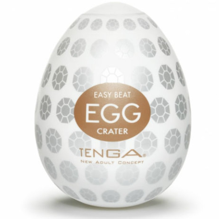 Mini Masturbator Tenga Egg Crater