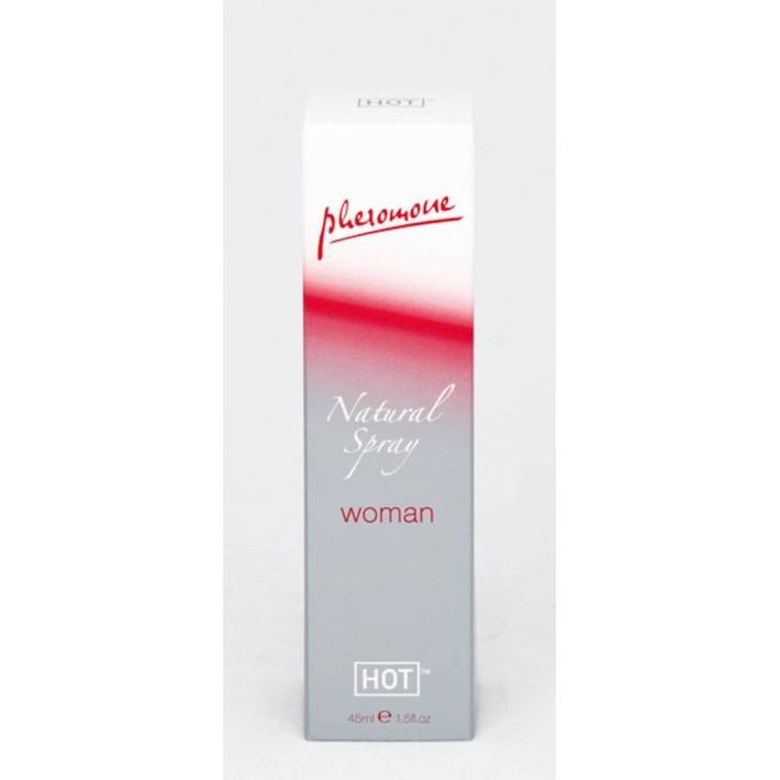 Parfum Cu Feromoni Feminini Natural Spray, 45 Ml