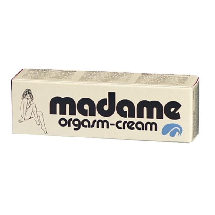 Crema Stimulatoare Madame Orgasm, 18 Ml