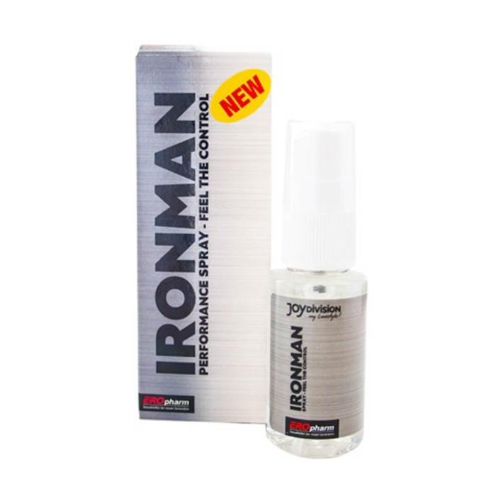 Spray Impotriva Ejacularii Precoce Ironman, 30 Ml