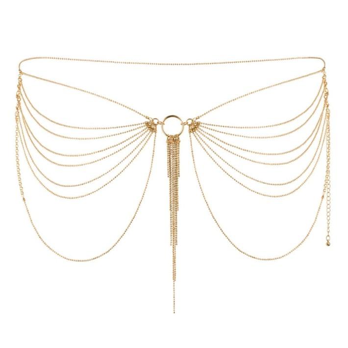 Bijuterie Aurie Pentru Talie Magnifique Marime Universala