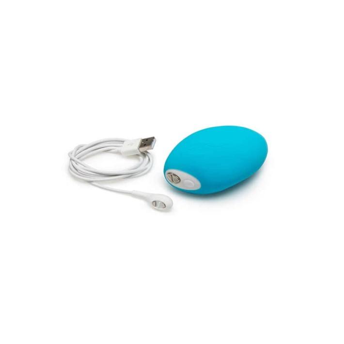 Vibrator App Controll We Vibe Wish Pebble Blue