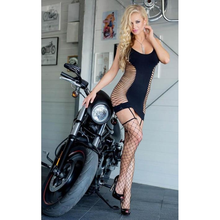 Rochita Sexy Ariadne 6264, Black - S/l