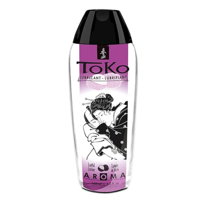 Lubrifiant Toko Aroma (lustful Litchee), 165 Ml