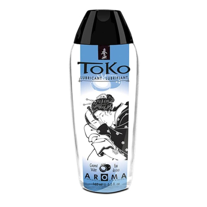 Lubrifiant Toko Aroma (coconut Water), 165 Ml