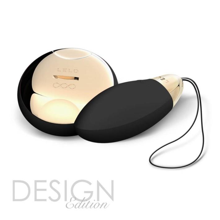 Ou Vibrator Lyla 2 Sensemotion Design Edition, Obsidian