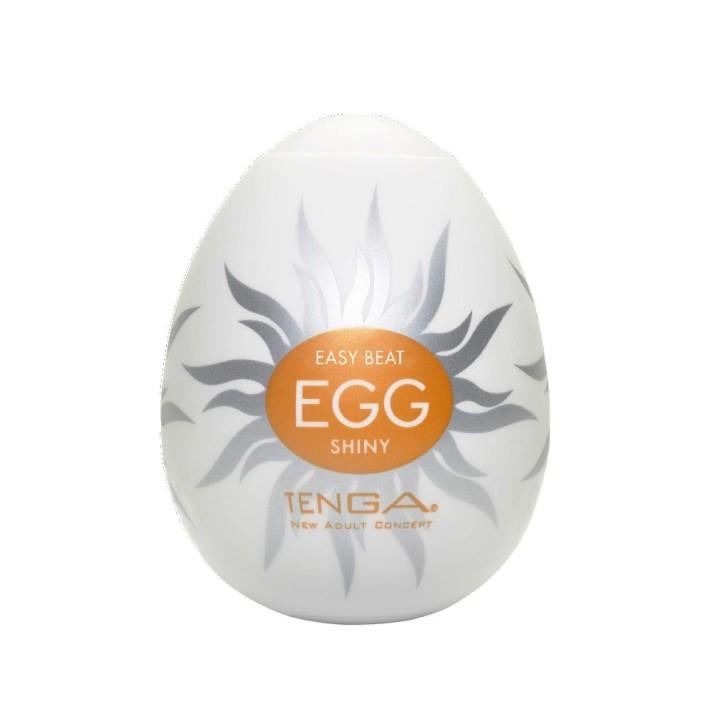 Mini Masturbator Tenga Egg Shiny