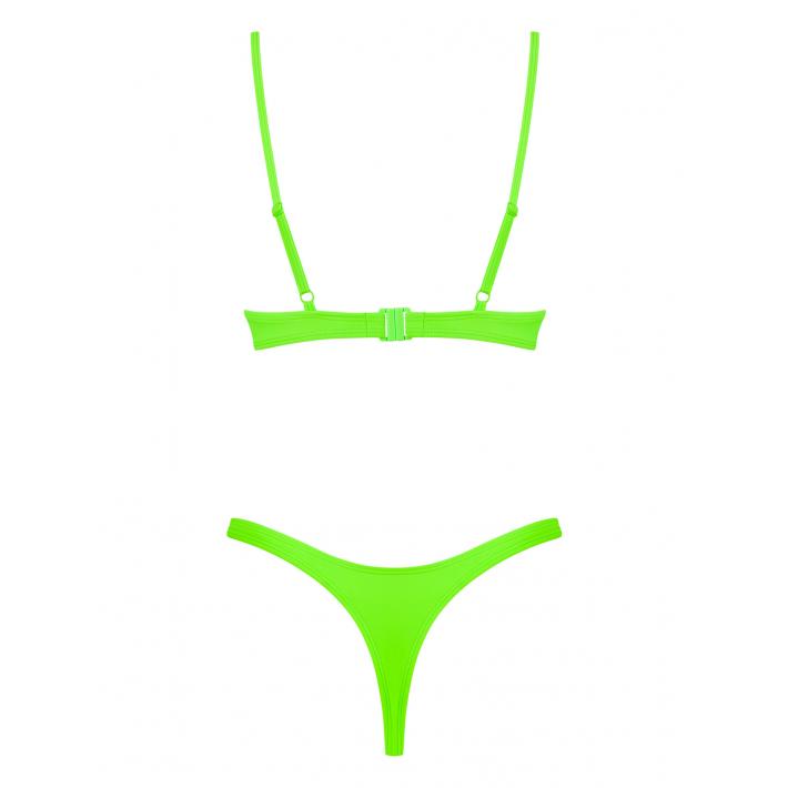 Costum De Baie Mexico Beach - Verde L, M, S